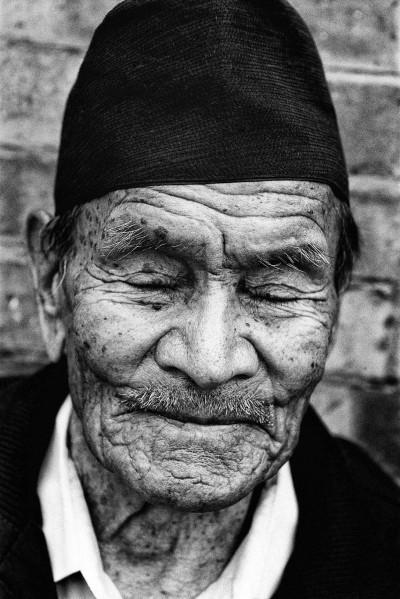 Lieutenant Manjung Gurung, retired 2/5 Gurkha Rifles
