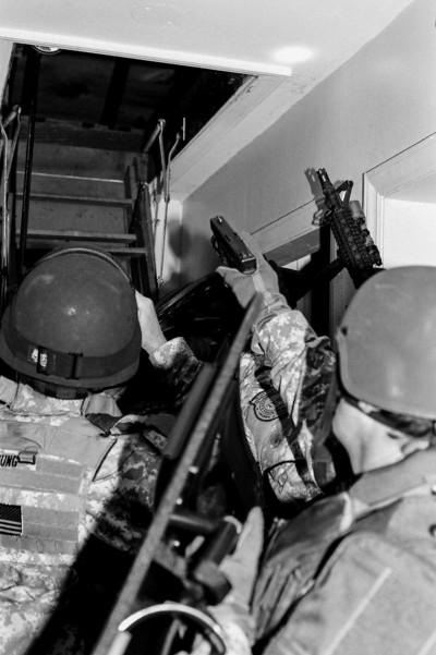 SWAT, Georgia/US