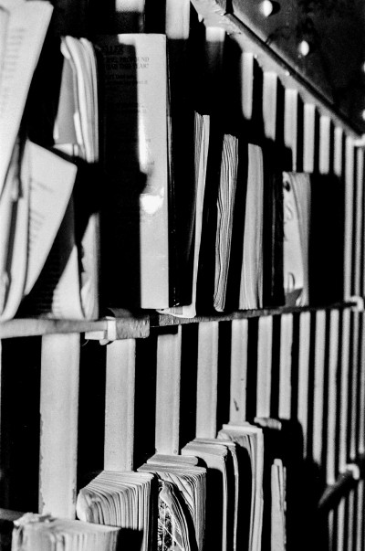 Prison library, Missouri/US