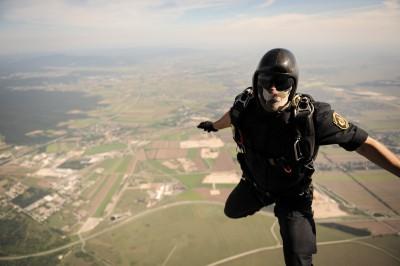 Skydiving Unit, COBRA Special Ops, Austria