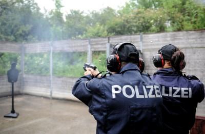 Training for COBRA Special Ops, Austria