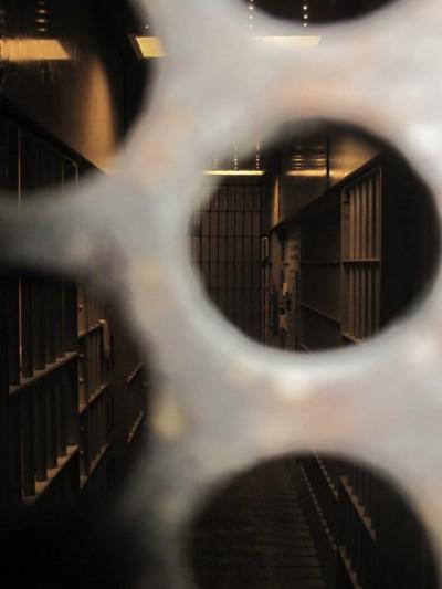 Local jail, Douglas County, Missouri/US